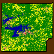Cleburne County Land Use