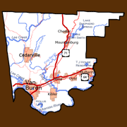 Crawford County Features
