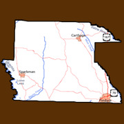 Dallas County Features
