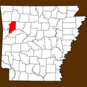 Franklin County - Statewide Map