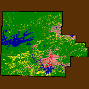 Garland County Land Use