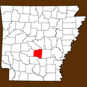Grant County - Statewide Map