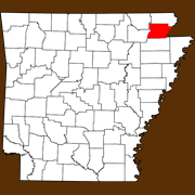 Greene County - Statewide Map