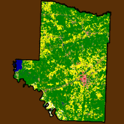 Hempstead County Land Use