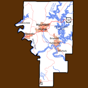 Baxter County Features