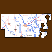 Lee County Features
