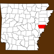 Lee County - Statewide Map