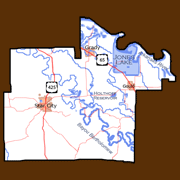 Lincoln County Features