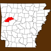 Logan County - Statewide Map