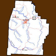 Madison County Features