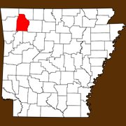 MadisonCounty - Statewide Map