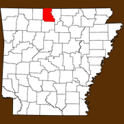 Marion County - Statewide Map