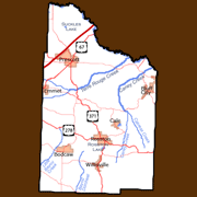 Nevada County Features