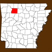 Newton County - Statewide Map