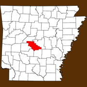 Saline County - Statewide Map