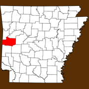 Scott County - Statewide Map