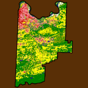 Sebastian County Land Use