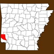Sevier County - Statewide Map