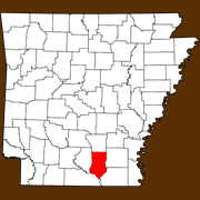Bradley County - Statewide Map