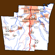 Washington County Features