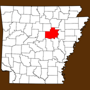 White County - Statewide Map