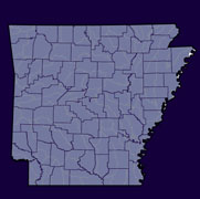 State-Level Map - Lower Mississippi-Memphis
